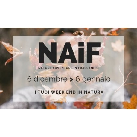 Nature Adventure in Frassanito - From Deember 6 to January 6