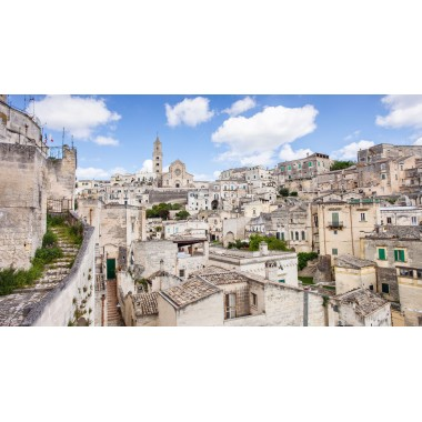 Matera, Castel del Monte and surroundings: southern wonders